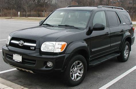how things work cars 2001 toyota sequoia parking system file 2005 2007 toyota sequoia limited jpg wikipedia