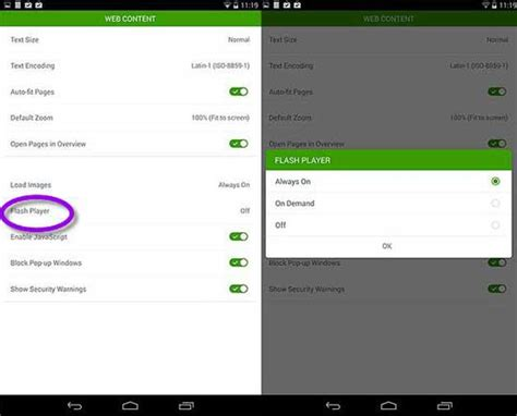 dolphin browser flash apk how to play flash on android 4 4 kitkat techtrickz