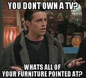 Funny Tv Memes - joey tv show friends quotes memes