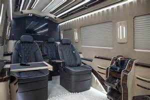 Luxury Mercedes Mercedes Sprinter Klassen 174 Luxury Vip Vans