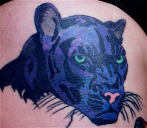 panther head tattoo black panther tattoos