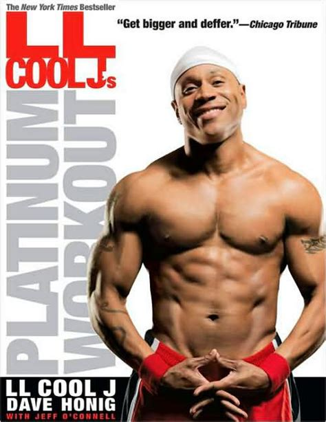 Ll Cool J Platinum Workout by Ll Cool J S Platinum Workout Books N Things