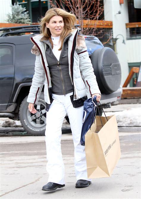 lori loughlin clothes lori loughlin down jacket lori loughlin looks stylebistro
