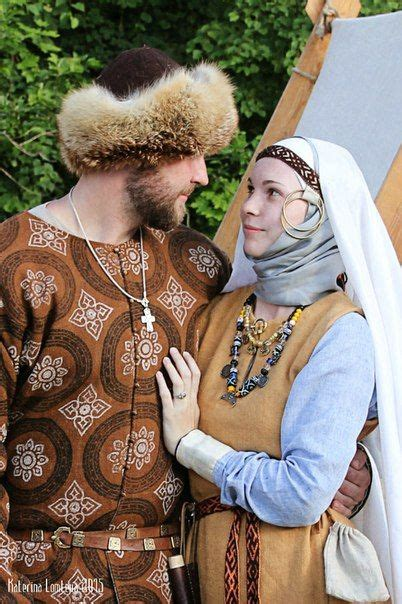 Kostum Natal 336 slavic costume of ancient russia krivichi