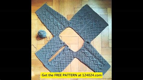 pattern you tube knit sweater pattern pure handknit sweaters baby sweater