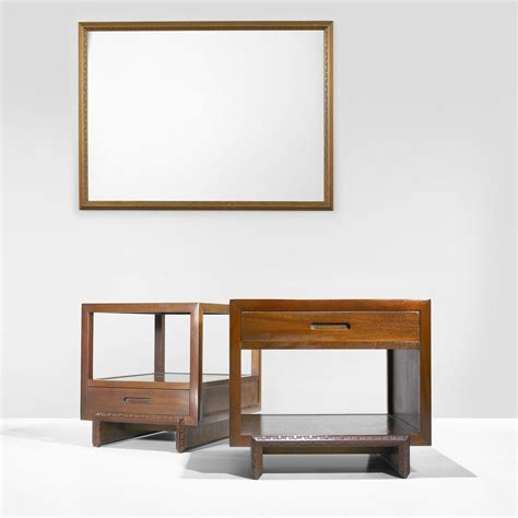 frank lloyd wright table l frank lloyd wright l table model 450 l