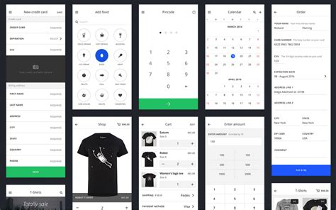 layout guides ios 9 10 free ui templates for android lollipop and ios 8