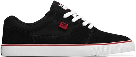 Dc Mens Tonic S dc shoes tonik s black slate skate shoes trainers