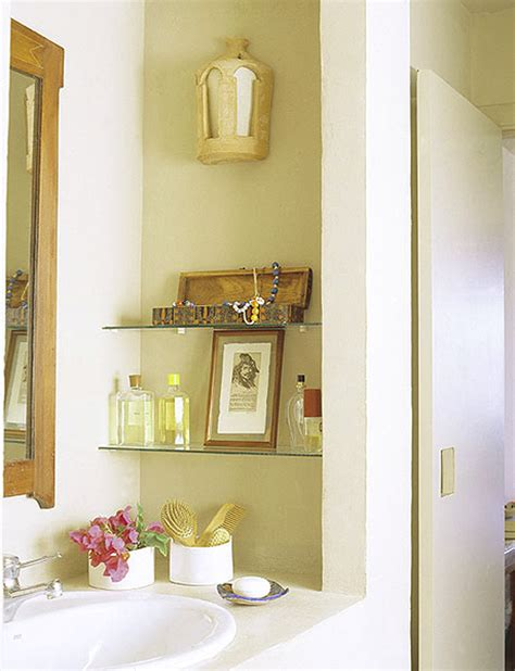 small bathroom shelves ideas instant glass bathroom shelves storage idea for shoo