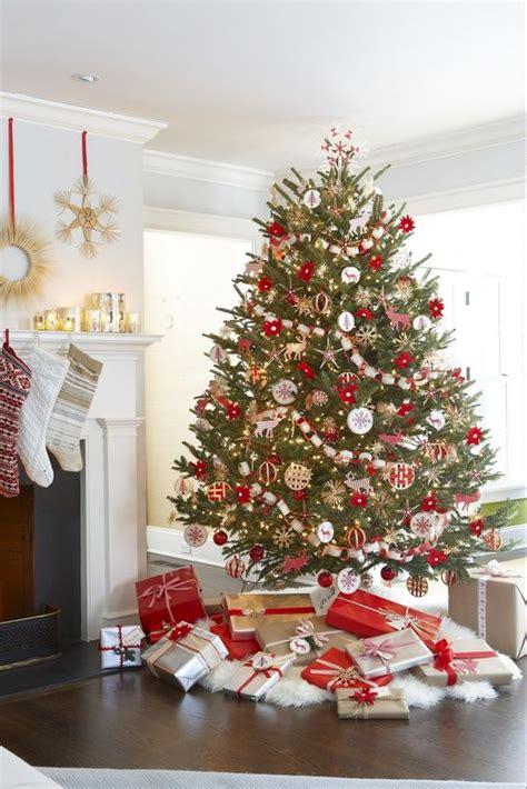 tendencias para decorar tu arbol de navidad 2017 2018 12