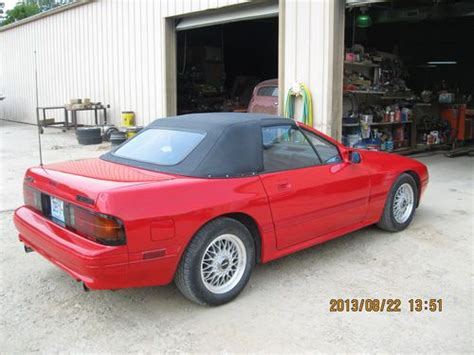 1990 mazda rx 7 convertible convertible 2 door 1 3l buy used 1990 mazda rx 7 convertible convertible 2 door 1 3l in tebbetts missouri united states