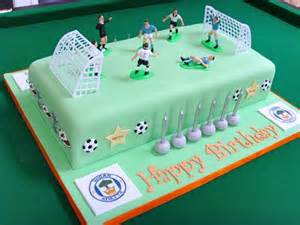 ssl21855 football pitch cake 3 cakes by jo