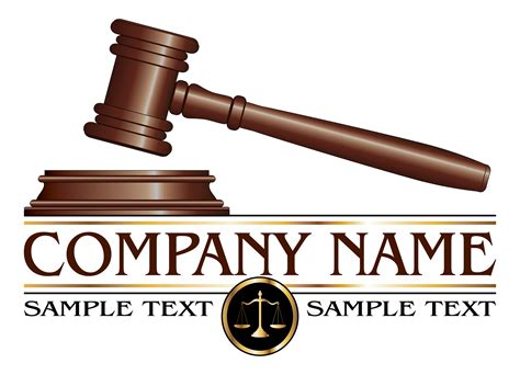design is law creating cohesive branding with a law firm logo design