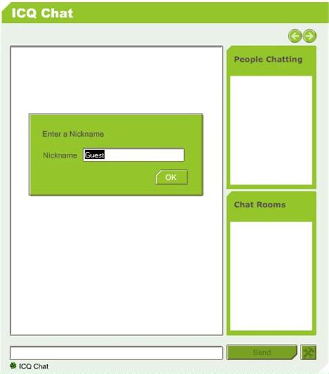 icq mobile chat rooms web chat www icq icq chat