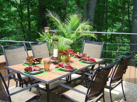 backyard entertaining ideas outdoor table decor with outdoor entertaining tips for