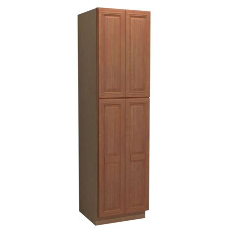 Home Decorators Collection Dartmouth Assembled 24 X 90 X 24 Kitchen Cabinet