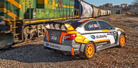 Subaru Rallycross by Subaru Wrx Sti Vt15x Rallycross Revealed Photos 1 Of 6