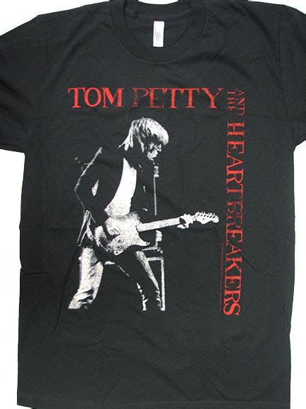 tom petty heartbreakers shirt woodstock trading company