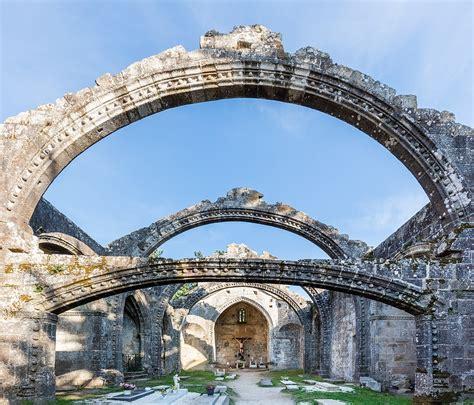 www imagenes file ruinas de santa mari 241 a dozo cambados pontevedra