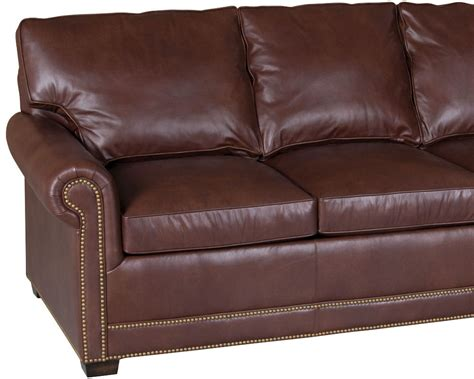 classic leather larsen sofa sleeper 58 larsen sleeper sofa