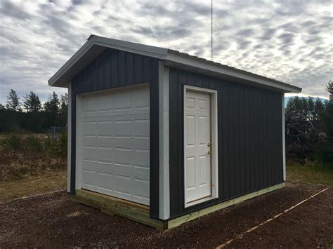 maintenance  sheds premium pole building  storage