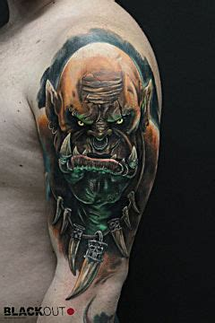 25 world of warcraft tattoos that will blow your mind