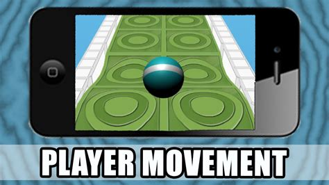 unity tutorial player movement unity mobile game tutorial 9 player movement and