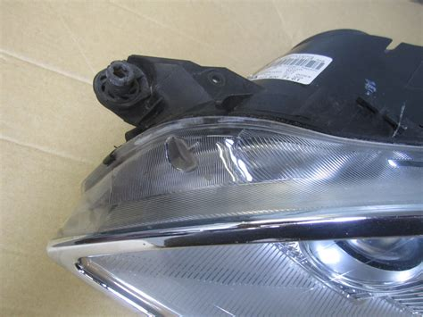 mercedes headlights at night mercedes 2218207161 w221 left xenon headlight assy night
