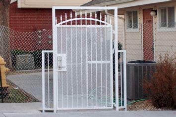 Sm 03 Iron iron gates denver colorado decorative ornamental gates