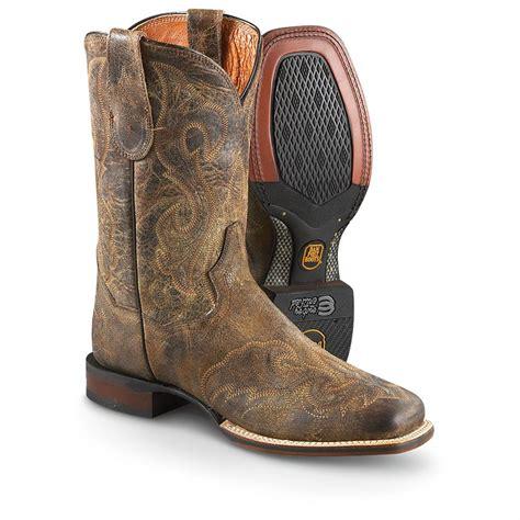 dan post boots s dan post 174 11 quot falcon boots 217765 cowboy