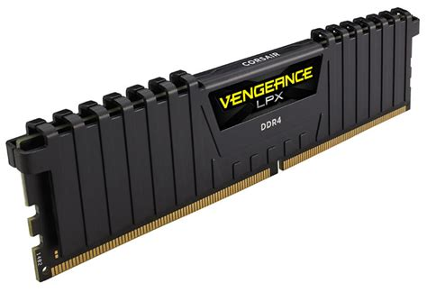 Best Seller Corsair Ddr4 Vengeance Lpx Pc24000 32gb 2x16gb best deals on corsair vengeance lpx black ddr4 pc24000 3000mhz cl15 16gb cmk16gx4m1b3000c15