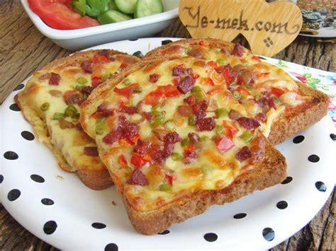 yemek tarifleri jibek resimli ve pratik nefis yemek tarifleri bayat ekmek pizzası tarifi nasıl yapılır resimli