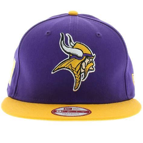 vikings colors minnesota vikings team colors the baycik snapback new era cap