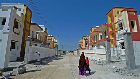 American Colonial Houses somalia housing boom as mogadishu emerges from ashes of