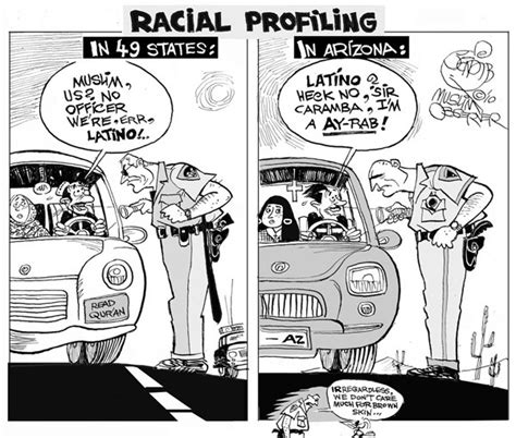 policing and race in america economic political and social dynamics books a comparing arizona s racial profiling of