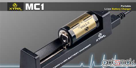 Xtar Mc 1 Battery Charger Vape xtar mc1 portable battery charger 5 95 vape deals
