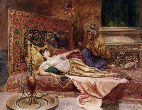 File Eisenhut Reclining Odalisque 1892 Jpg Wikimedia Commons