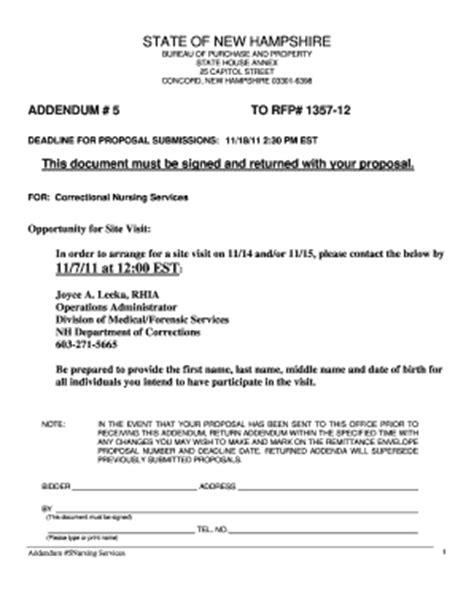 1449 Form Addendum Berthing Fill Online Printable Fillable Blank Pdffiller Employee Handbook Addendum Template
