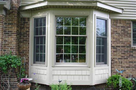 House With Bay Windows Pictures Designs Pella Windows Coupons Installation Sun Home Improvement