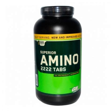 Amino 2222 On Isi 320 Tabs superior amino 2222 320 pitforyou