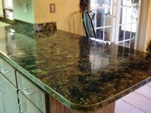 Countertops to look like granite i painted my countertops to look