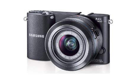 Kamera Samsung Nx1100 tr 229 dl 248 st samsung kamera med 20 mp lyd bilde