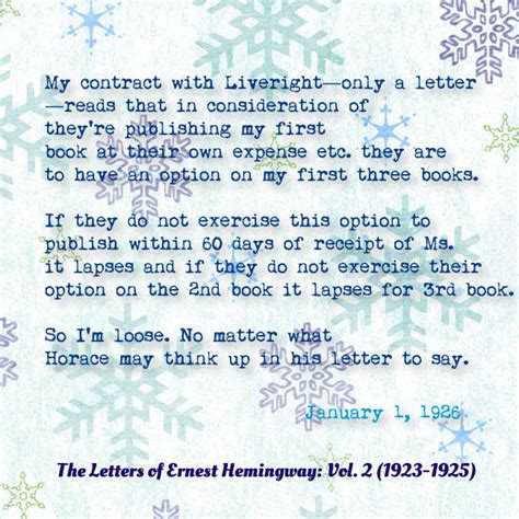 the letters of ernest hemingway volume 4 1929 1931 the cambridge edition of the letters of ernest hemingway books hemingway s new year resolutions fifteeneightyfour