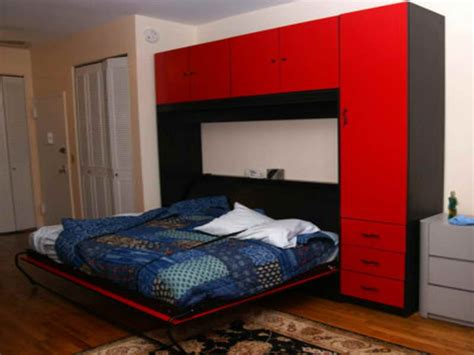 murphy bed full size room ideas for small space full size murphy bed