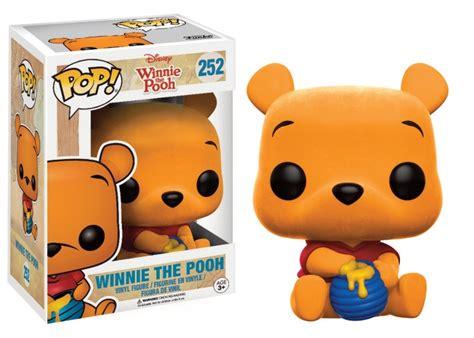 Funko Pop Winnie The Pooh Pooh Flocked figurine winnie l 180 ourson funko pop winnie the pooh