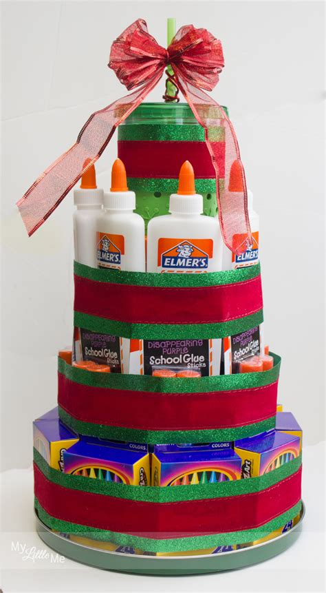 teacher christmas gift idea supply christmas tree my
