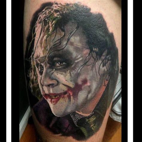 joker tattoo usa ジョーカー タトゥー