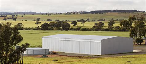 Farm Sheds Wa by Agricultural Machinery Workshop Shed In Pingelly Wa