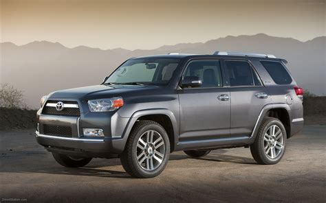 2012 Toyota 4runner Toyota 4runner Limited 2012 Widescreen Car Image