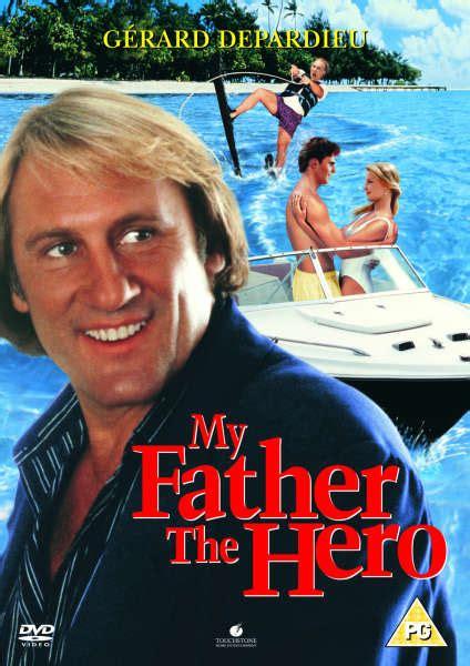 gerard depardieu my father the hero my father the hero dvd zavvi nl